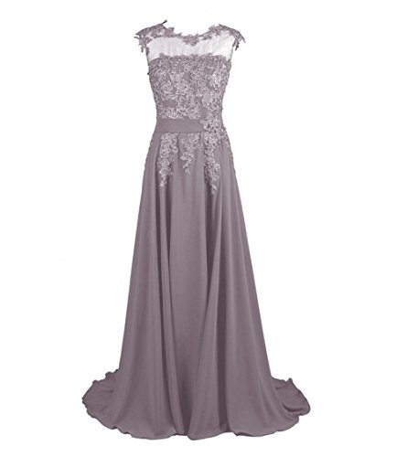 KA Beauty - Robe - Fille Gris - Gris