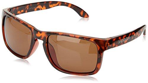 Ocean Sunglasses - Blue Moon - lunettes de soleil polarisées - Monture : Marron - Verres : Marron (19202.40)