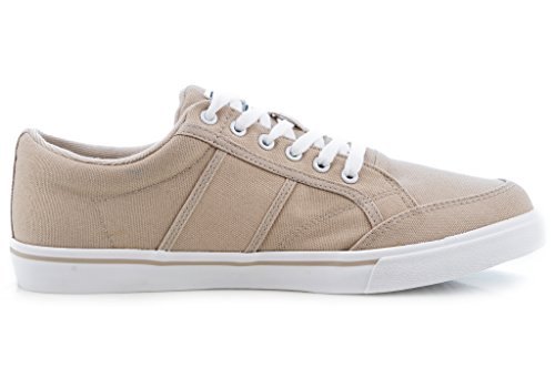 Champion Low Cut Shoe Placard, Baskets Basses homme 1595 BEIGE