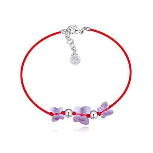 adisaer-bracelet-femme-acier-inoxydable-bracelets-charms-rouge-rope-violet-zirconium-21cm