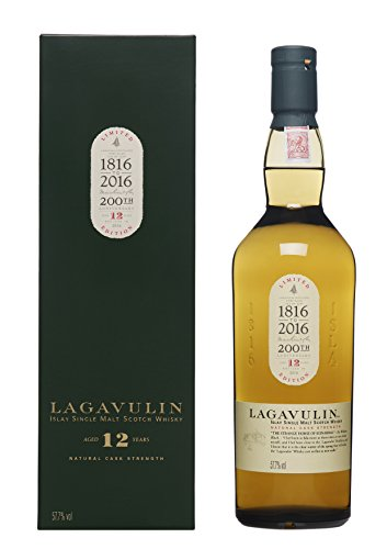 Lagavulin 12 Jahre Special Release 2016 Islay Single Malt Scotch Whisky (1 x 0.7 l)