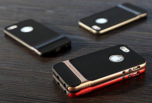 custodia iphone se rock