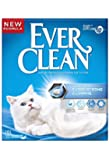 Ever Clean Extra Strong Clumping Unscented Cat Litter, 10 Litre