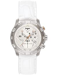 Traser H3 Ladytime Silver Chronograph Damenuhr T7392.S5H.G1A.08 / 100353