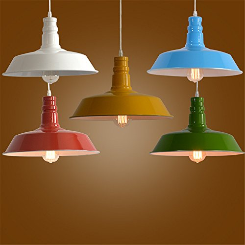 retro-industria-restaurante-estilo-loft-bar-lampara-contador-semi-circular-de-color-tapa-de-aluminio