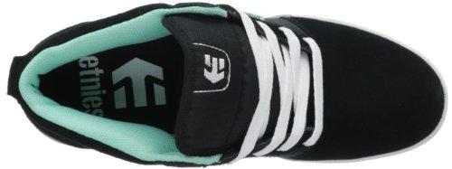 Etnies JEFFERSON MID Herren Sneaker Schwarz (Black 001)