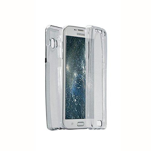 Samsung Galaxy J5 (2016 Version) Coque Gel TPU Silicone Etui Intégrale Transparent Case pour Samsung Galaxy J5 (2016 Version) Housse Protection Full Silicone Souple Case, Vandot Samsung Galaxy J5 (201 Paillette-Rose