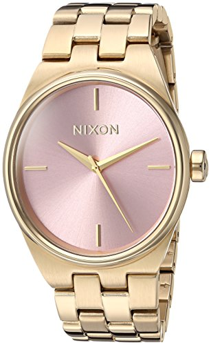 nixon-womens-idol-quartz-stainless-steel-automatic-watch-colorgold-toned-model-a9532360-00