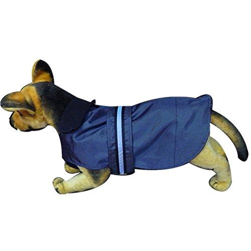 Bild: Winterjacke für HundeHaustiere warm wasserdicht Large Blau