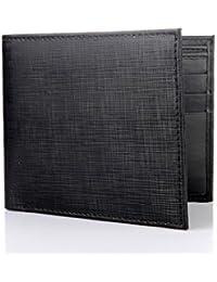 Satya Paul Black Men's Wallet (AMWLLTA7SP018A)