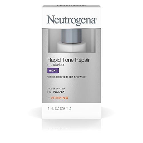 Neutrogena Rapid Tone Repair Moisturizer Night (Anti Aging Nachtpflege) aus USA
