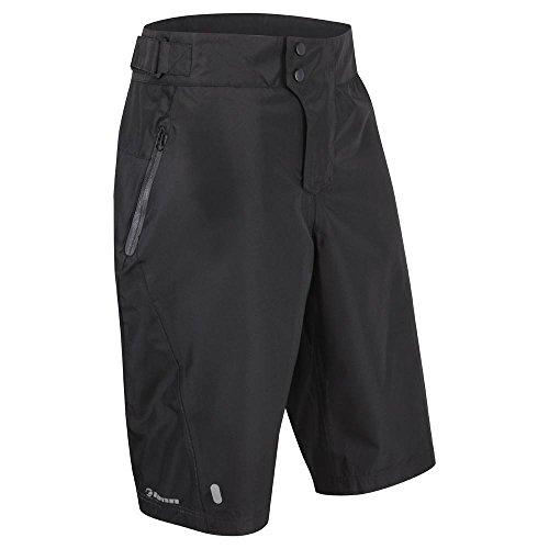 Mens Protean MTB Shorts - Black - 3XL (Bekleidung Regen)