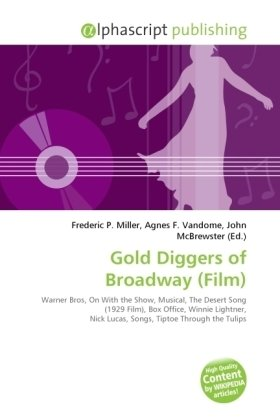 Gold Diggers of Broadway (Film)