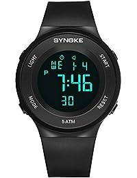 Uhren Digitale Uhren Synoke Männer Uhren Led Digital Armbanduhr Student Männer Digital-uhr Sport Outdoor Wasserdicht Relogio Masculino