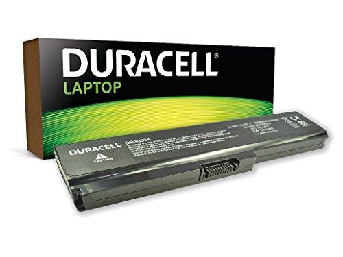 Original Duracell Akku für Toshiba Mini NB510| Equium U400b-5323portatíles