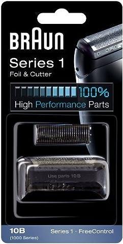 BRAUN 1000 Recharge couteau + grille de rasoir série 1715 1775 10B -S14