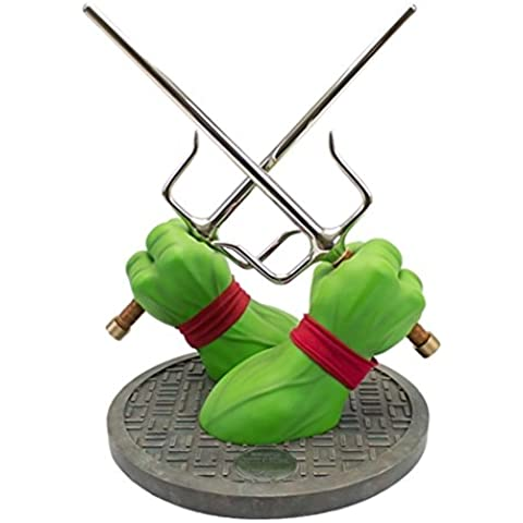 Raphael Sai Teenage Mutant Ninja Turtles Edizione Limitata Riproduzione
