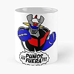 Maziingerrz - Puñossfuerra Classic Mug Best Gift 110z For Your Friends