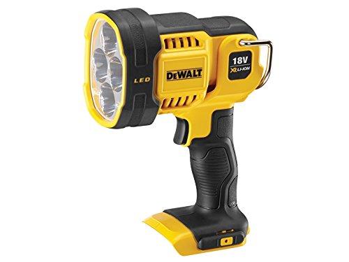 DEWALT DCL043-XJ XR LED SPOTLIGHT 18 VOLT BARE UNIT - Dewalt Bare-tool