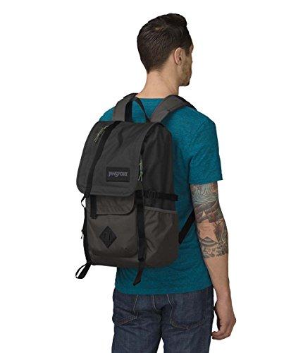 JanSport Hatchet Laptop Backpack(Grey Tar) Image 7