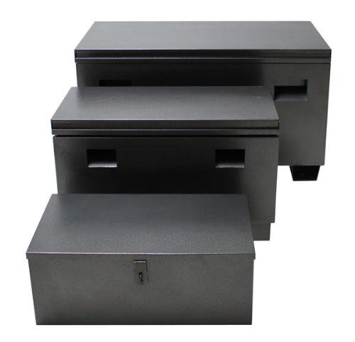 DEMA Metallkiste/Werkzeugkiste/Box Set 3tlg