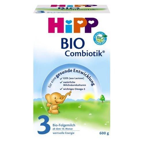 Hipp Orgánico Combiotik 3 leche continuación - 10