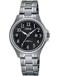 Lorus Watches Damen-Armbanduhr Klassik Analog Quarz Titan RH721BX9