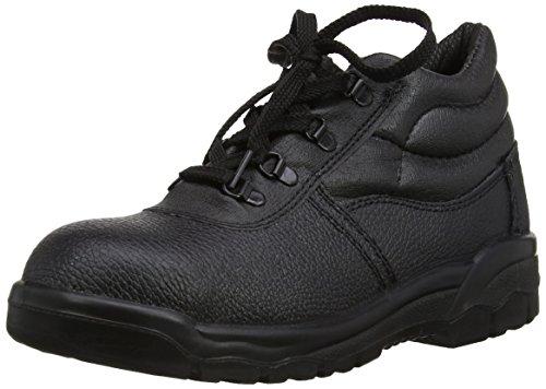 Portwest Mens Steelite Protector S1P Safety Boot Shoes FW10 Black 4 UK, 37 EU - EN safety certified 1