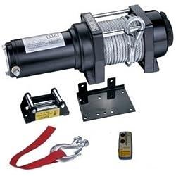 Verricello/Argano/Paranco elettrico 12V 3500 lbs con telecomando wireless