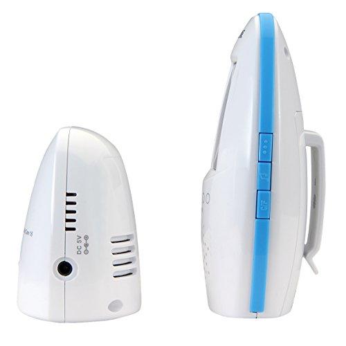Audioline Baby Care 18 - Babyphone mit digitaler und rauschfreier Funkübertragung -