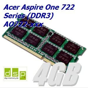Acer Aspire One Speichererweiterung (4GB Acer Aspire One D722)