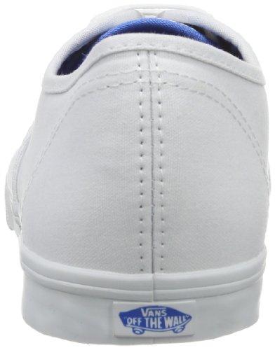 Vans U AUTHENTIC LO PRO VT9NC0E Unisex-Erwachsene Sneaker Weiß ((Pop) true whit) SH5A3QeD