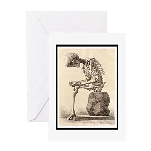 age Anatomie–Grußkarte, Note Karte, Geburtstagskarte, innen blanko, glänzend ()