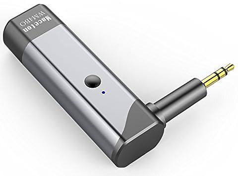 Maceton Récepteur Bluetooth 4.1 sans fil pour casque Bose SoundTrue2 AE2 OE2 (Non compatible avec Bose QC3 QC15 et QC25)