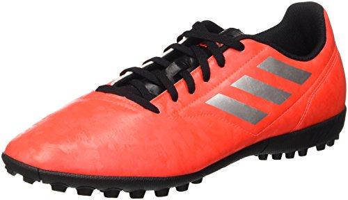 adidas Herren Conquisto Ii Tf Fußball-Trainingsschuhe Multicolore (Solred/Silvmt/Cblack)