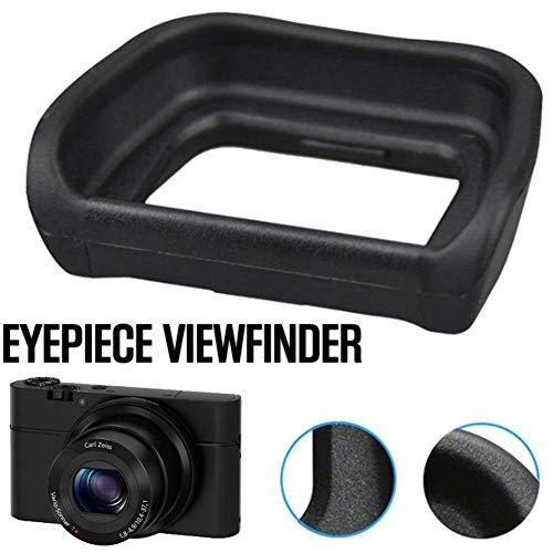 ningxiao586 Oculaire Souple/œilleton/viseur compatibles avec Les viseurs électroniques des appareils Photo Sony Alpha A6300 A6000 NEX6 NEX7 remplace Sony FDA-EP10 (2 par Paquet)