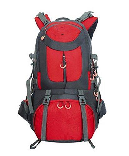 LWJgsa Sport Ihre Taschen Wandern Zelten Taschen Männer Und Frauen Großer Reiten Rucksack des