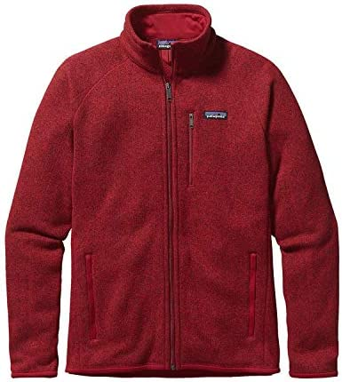 Patagonia Better Pile, Pile, Pile, Uomo, Uomo, 25527, Rosso (Classic rosso), XL | Un'apparenza Elegante  | durabilità  e32222