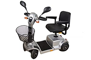Airel Mobility Scooter with Lights  Electric Scooter   Electric Scooter for Adults   Electric Mobility Scooter   Disabled Mobility Scooter