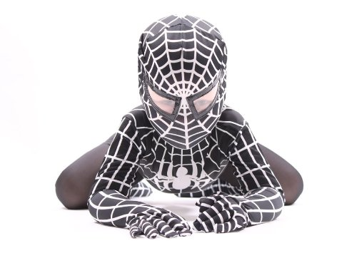 Big Party Costumes Luxus Ausgabe: Kids 'Venom' Super -