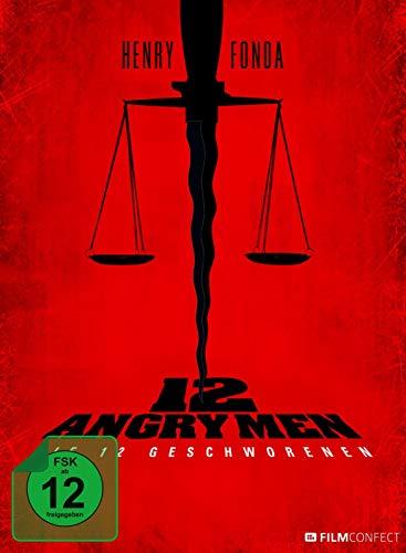 Die 12 Geschworenen - Limited Edition (Mediabook inkl. 20 Seitiges Booklet) [Blu-ray]