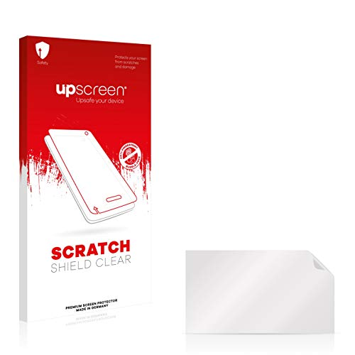 upscreen Scratch Shield Schutzfolie kompatibel mit Medion Akoya S2013 (MD 99602) - Kristallklar, Kratzschutz, Anti-Fingerprint