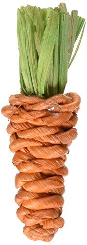 Rosewood Boredom Breakers Jouet d'activité pour petit animal Mini en sisal carottes, Lot de 6