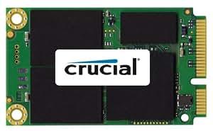 Crucial CT240M500SSD3 interne SSD 240GB (256MB Cache, SATA, MLC 20nm) schwarz