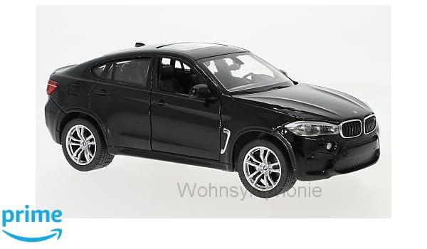 1:24 RASTAR  />/>NEW/</< BMW X6M  schwarz