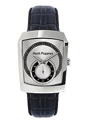Hush Puppies Designer Analog Silver Dial Mens Watch HP.3362M.2522