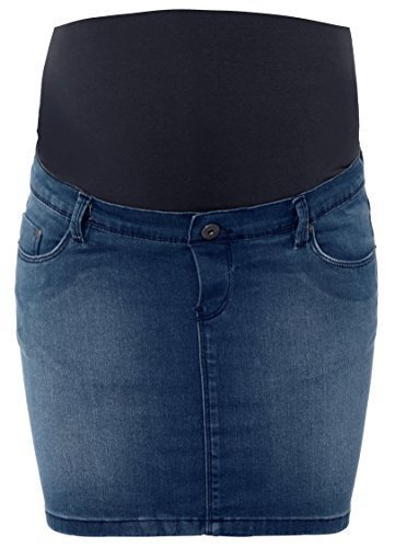 Noppies Skirt Dnm Otb Short Ally - Jupe maternité - Femme Pierre Solide Laver