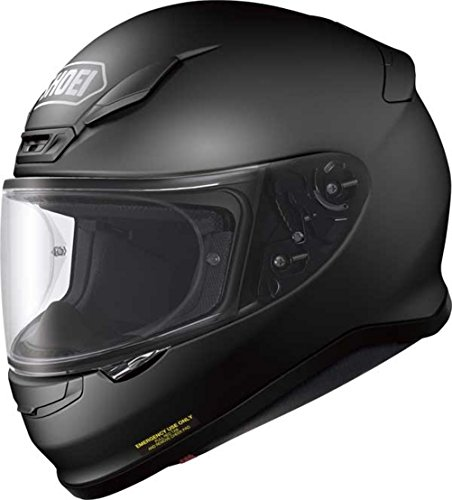SHOEI NXR mt. schwarz matt Integralhelm von BikerWorld (L)