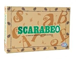 Editrice Giochi 6033993 - Gioco da Tavolo Scarabeo
