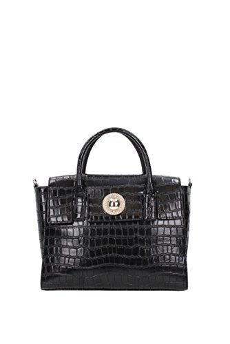 Handtaschen Schwarz Versace Jeans E1VQBBG475456 Damen Polyester pgxq1vrpF